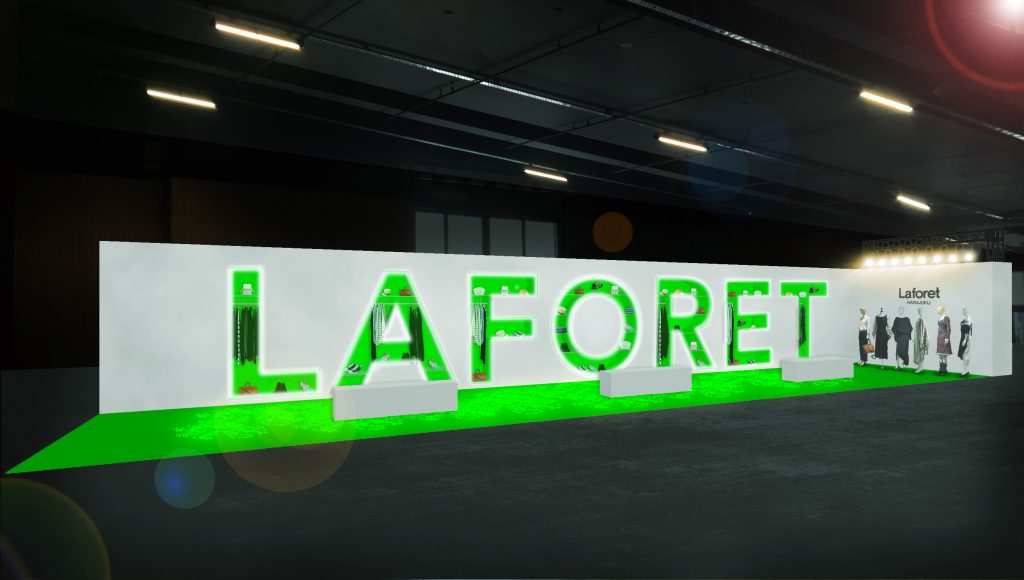 FLAFORET BOOTH IMAGE