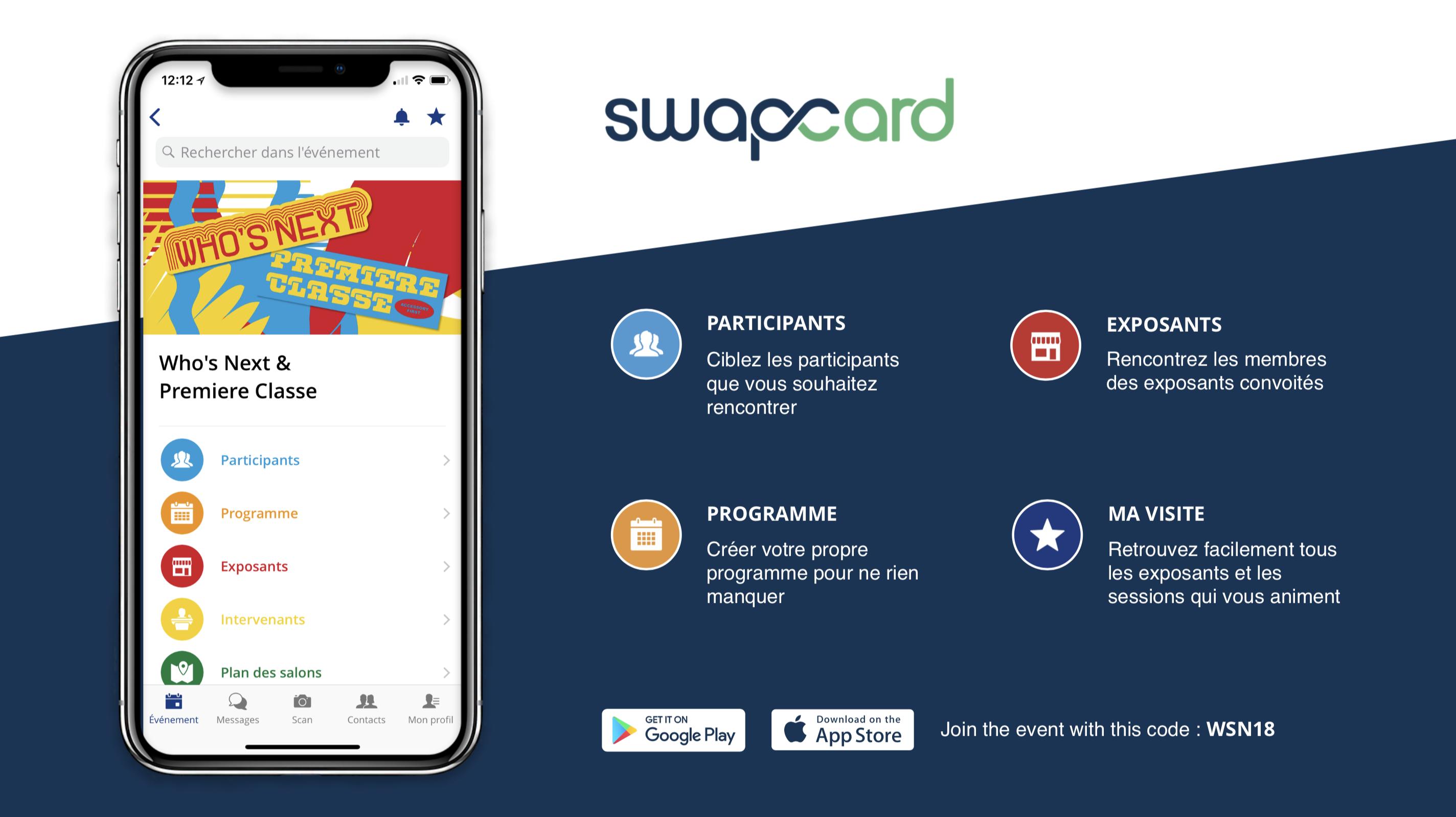 swapcard FR