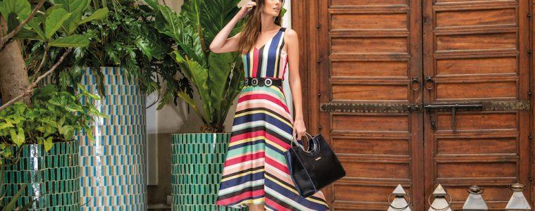 Flor da Moda Dress