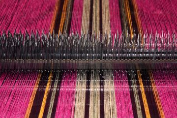 Warping pink with dollies