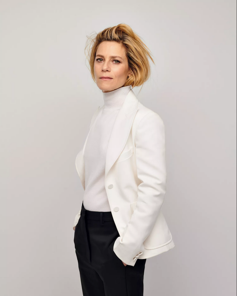 Marina Fois, Christophe Meimoon, Madame Figaro